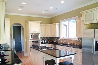 Milton Kitchen Renovations - Kitchen Design 1